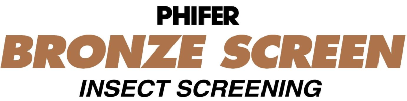 Phifer Bronze Insect Screen