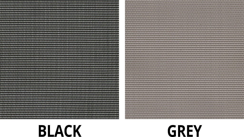 Pet Resistant Screen 48 x 84-Inches Charcoal