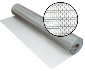 Brite-Kote Aluminum Insect Screen