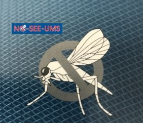 High Visibility No-See-Um Aluminum Screen offers the best outward visibility available in an aluminum insect screen, while stopping gnats, sandflies and No-See-Ums