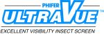 Phifer UltraVue Excellent Visibility Insect Screening
