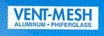 Phifer Vent Mesh - Aluminum & Fiberglass