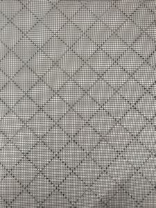 The membrane contains a three-layer material —abreathable mesh/nanofiber layer/breathable mesh— this combinationprovides unparallel durability and protection against small particles. The function of the nanofiber layer captures particles as small as 150um, including smog, emissions, dust, ash, pollen and rain.