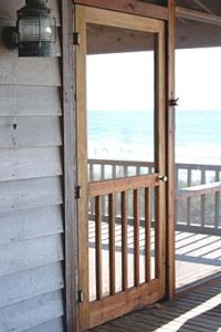 Screen Tight - Pressure Treated Wood Screen Doors & Screen Tight Porch Screening Systems