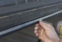 Insect Screen Materials for Porch and Patios