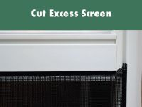 Hidden Fasteners for a Clean Look - Screen Wall creates a seamless appearance with it's 100% hidden fasteners.