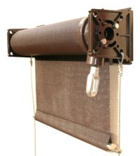 Exterior Crank Operated SunShade