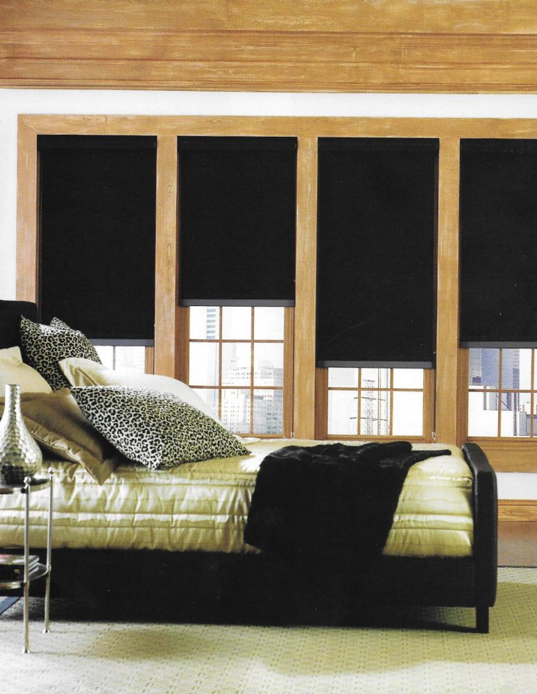 Phifer Sheerweave 7000 - Interior Sun Control Fabrics - Style 7000 BLACKOUT FABRIC