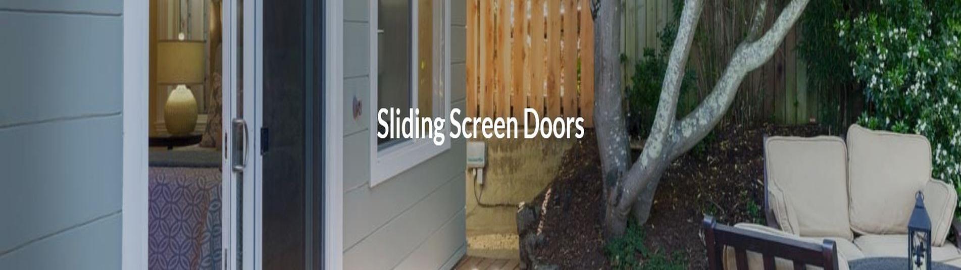 Sliding Screen Doors