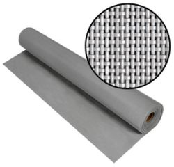 Phifer Suntex 80 and 90 Gray Solar Screen Material - Suntex 90 Pictured here