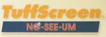 Phifer 18x18 Tuff Scren NoSeeUm - Insect Screen to Stop Tiny Insects