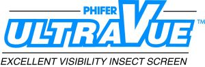 Phifer UltraVue High Visibility Insect Screen